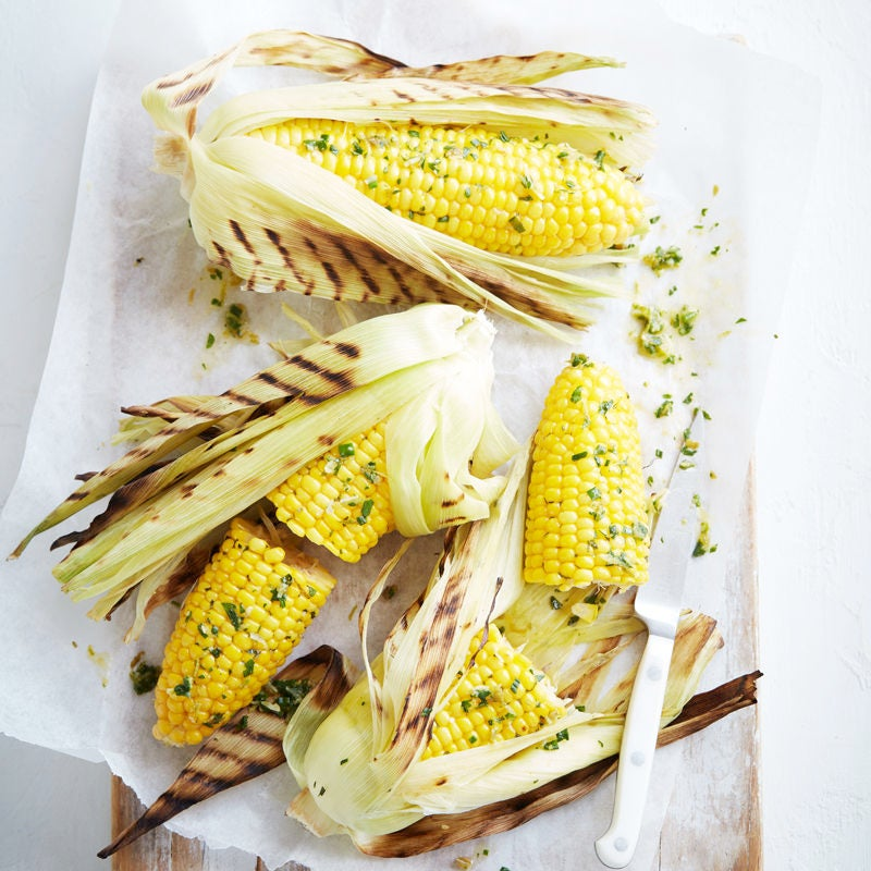 Photo of Jalapeno and lime grilled corn by WW