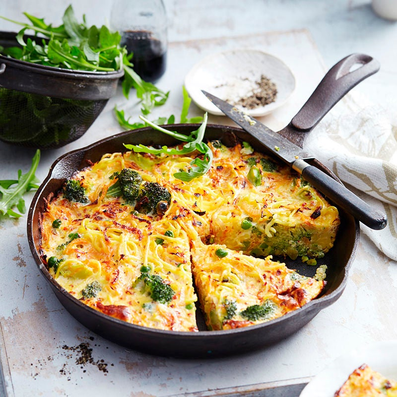 Photo of Noodle frittata by WW