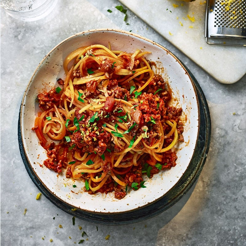 Photo of Pork and fennel ragu by WW