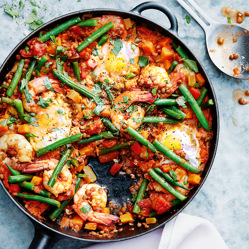 Photo of Prawn shakshuka by WW