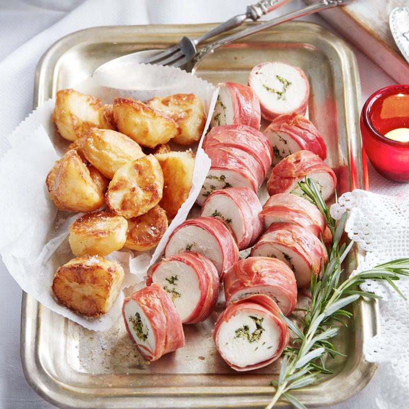 Photo of Porchetta-style roast chicken by WW