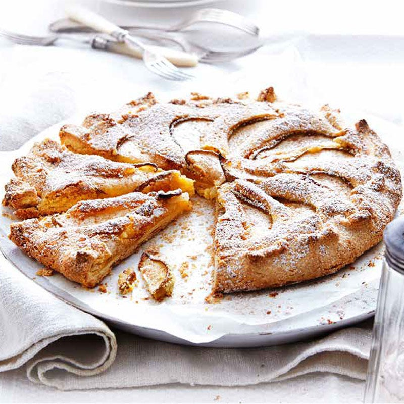 Photo of Pear and almond tart by WW