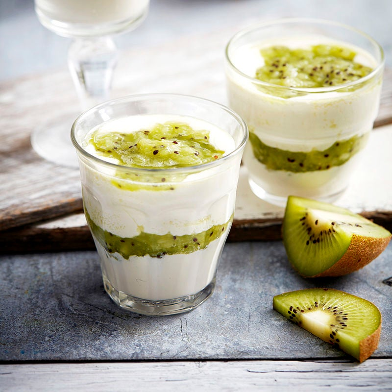Photo of Kiwifruit fool by WW