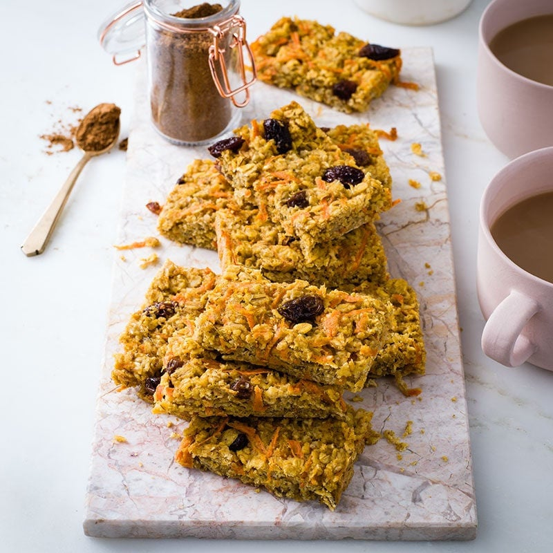 Photo of Carrot muesli bars by WW