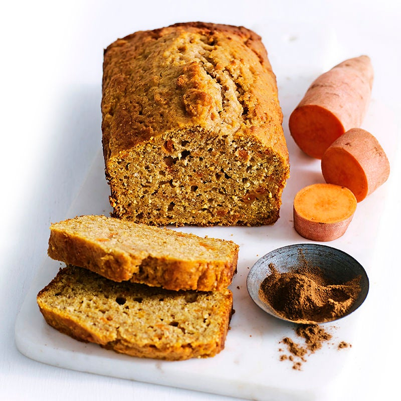 Photo of Sweet potato and spice loaf by WW