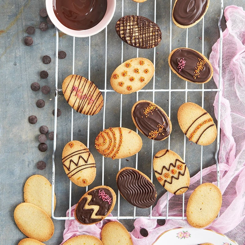 Photo of Easter jaffa biscuits by WW