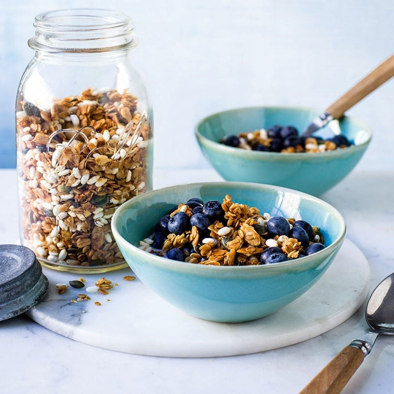 Photo of Homemade toasted muesli by WW