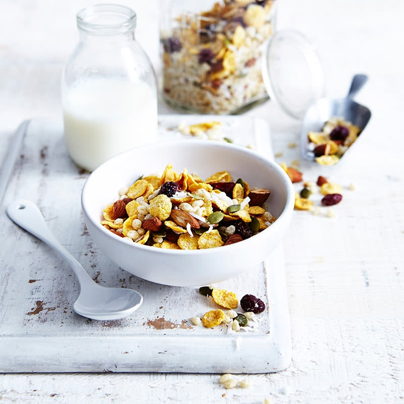 Photo of Gluten-free muesli by WW